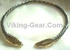 dragon neck torc